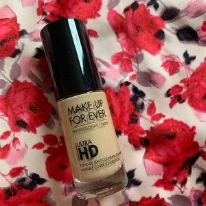 MUF Ultra HD Foundation Petite *Only Used Once*